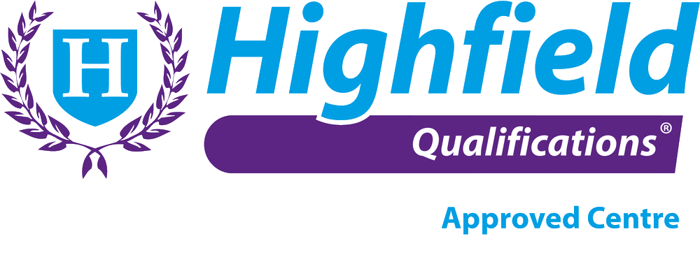 We are an approved Highfield Centre