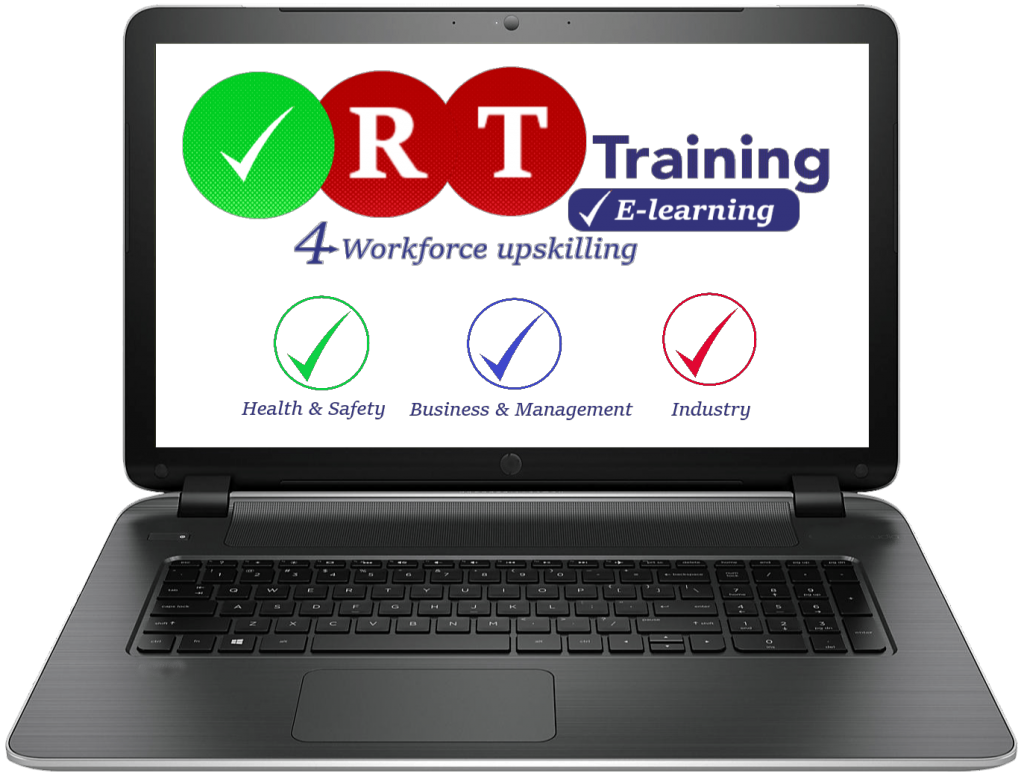 RT Training courses - Industry: E-learning